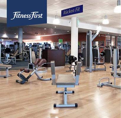 Fitnessstudio Fitness First